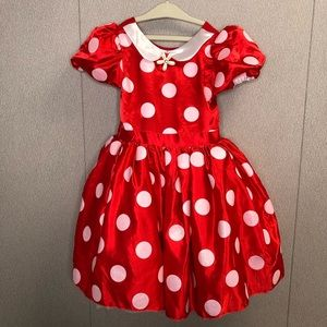 Disney Minnie Mouse Polka Dot Costume